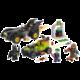 LEGO DC Comics Super Heroes 76180 Batman™ vs. Joker™: Honička v Batmobilu