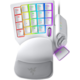 Razer Tartarus Pro, Mercury Edition, Razer Analog Optical, bílá