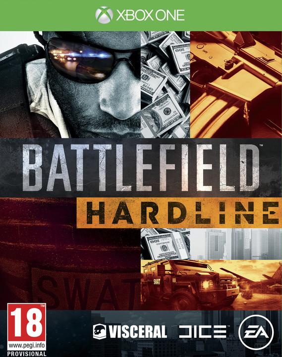 Battlefield: Hardline (Xbox ONE)