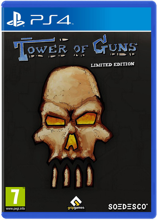 Tower of Guns - Limited Edition - PS4