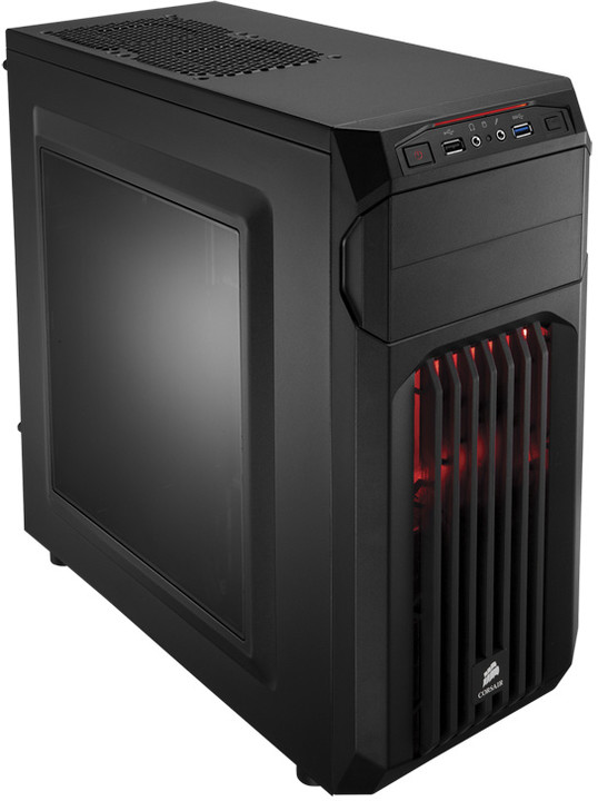 Corsair Carbide Serie SPEC-01 red LED