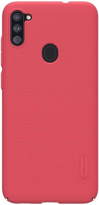 Nillkin zadní kryt Super Frosted pro Samsung Galaxy A11, červená