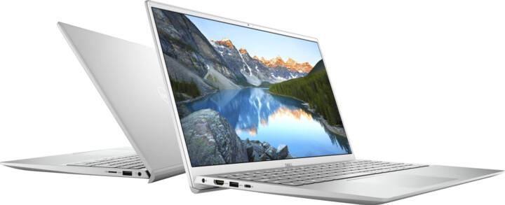 Dell Inspiron 15 (5501), stříbrná