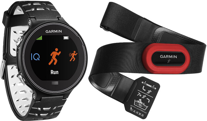 GARMIN Forerunner 630 HR Run2 , černá