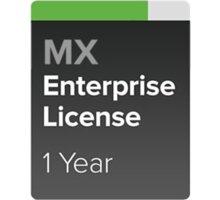 Cisco Meraki MX64-ENT Enterprise a Podpora, 1 rok - LIC-MX64-ENT-1YR