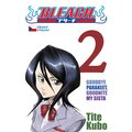 Komiks Bleach - Goodbye Parakeet, Goodnite My Sista, 2.díl, manga