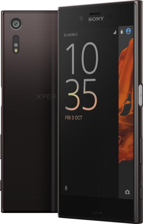 Sony Xperia XZ F8331, černá