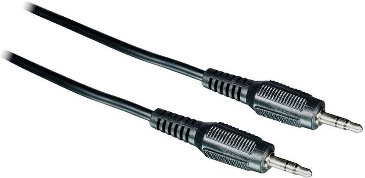 Philips propojovací kabel, protiskluzová rukojeť, 3m