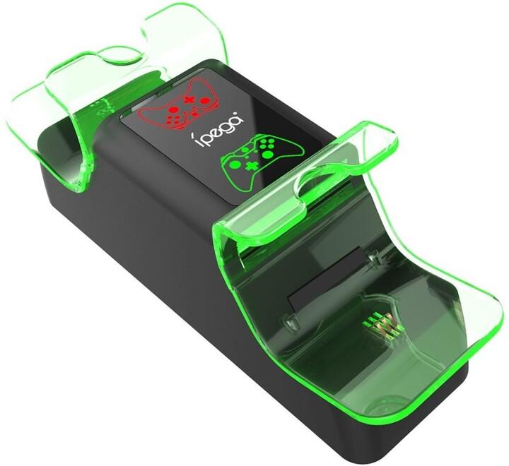 iPega XBS003 Dual Charger Dock pro Xbox Series X Controller
