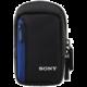 Sony LCS-CS2 měkké pouzdro - černomodrá