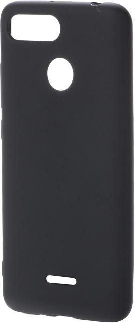 Epico Pružný plastový kryt pro Xiaomi Redmi 6 SILK MATT, černý