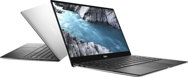 Dell XPS 13 (7390), stříbrná