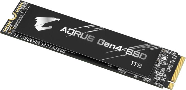 GIGABYTE AORUS Gen4, M.2 - 1TB