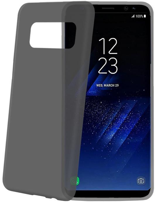 CELLY Frost Ultra tenké TPU pouzdro pro Samsung Galaxy S8, 0,29 mm, černé