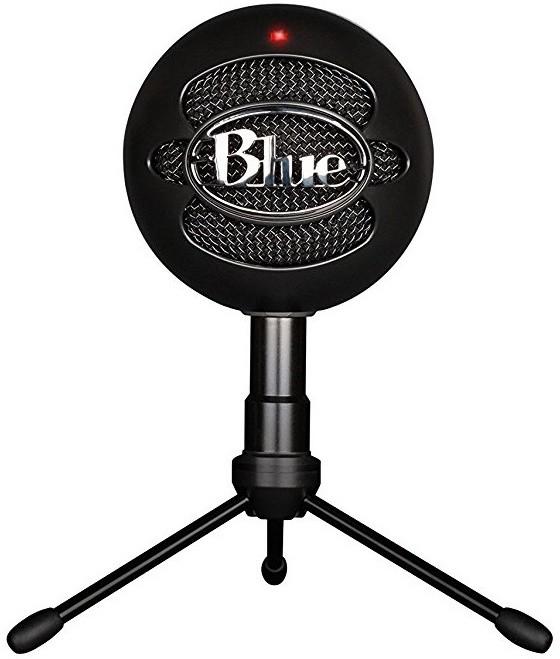 Blue Microphones Snowball iCE, černý
