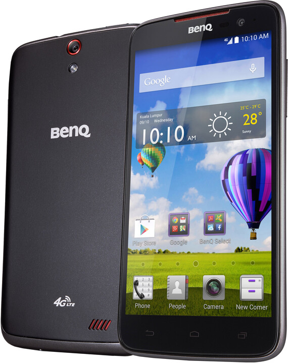 BenQ F5, černá