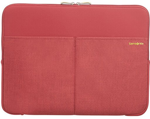"""Samsonite Colorshield 2 pouzdro na notebook 15.6"""" - Tibetská červená"""