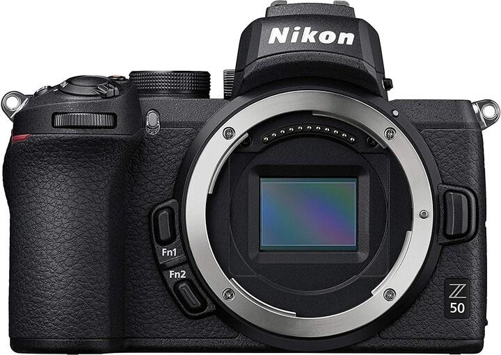 Nikon Z50 tělo, černá