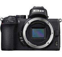 Nikon Z50 tělo, černá - VOA050AE