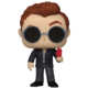 Figurka Funko POP! Good Omens - Crowley with Apple Chase