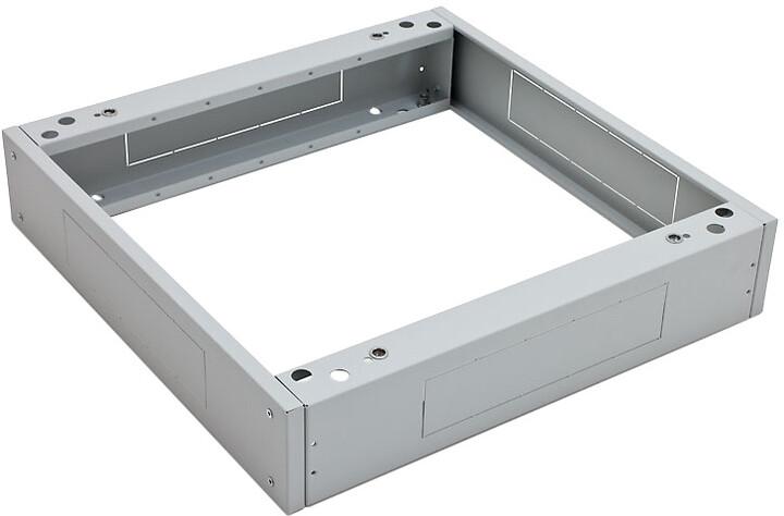 Triton podstavec pod rack RAC-PO-X81-XD, 800x1000mm, s filtrem, šedý