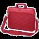 SUMDEX brašna na notebook PON-328RD, červená