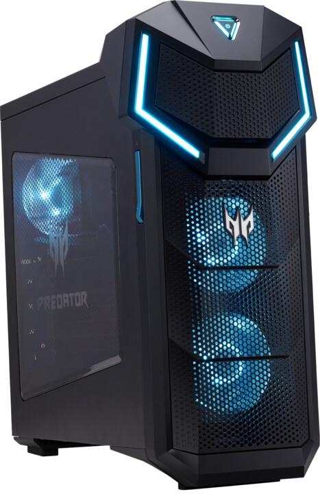 Acer Predator Orion PO5-610, černá