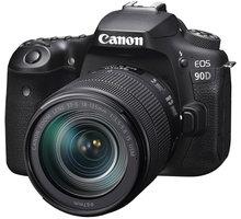 Canon EOS 90D + 18-135 IS USM - 3616C017 + Trenýrky se vzorem - velikost L v hodnotě 259 Kč