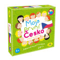 Desková hra Albi Moje první Česko (CZ)