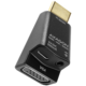 AXAGON HDMI VGA MINI redukce / adaptér, FullHD, audio výstup