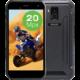 Evolveo StrongPhone G8, 4GB/64GB, černá