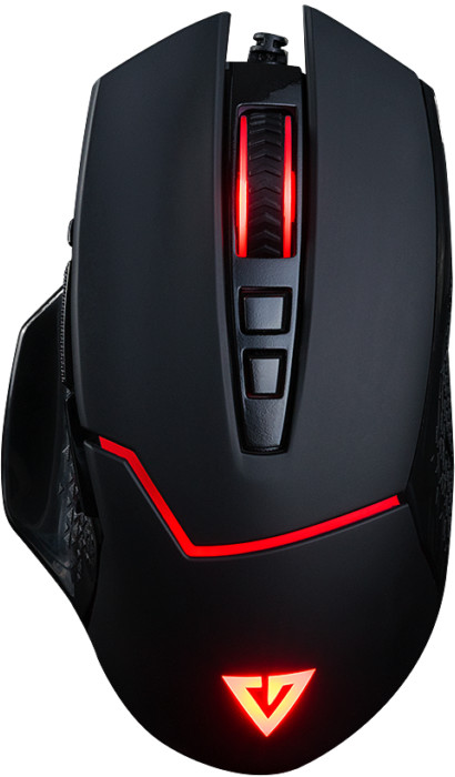 Modecom VOLCANO MC-GMX4, černá