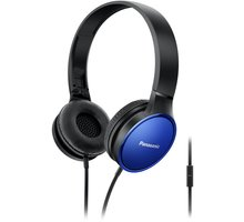 Panasonic RP-HF300ME, modrá - RP-HF300ME-A