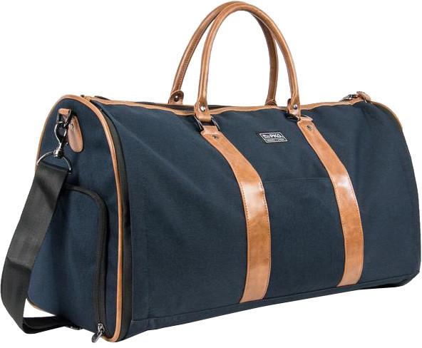 """PKG Rosedale cestovní taška na oblek a 16"""" notebook, modrá"""