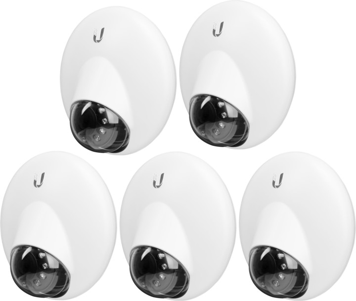 Ubiquiti UniFi Video G3 - sada 5ks