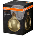 Osram LED Filament Vintage 1906 Globe 125 2,5W 825 E27 noDIM A+ 2500K