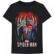 Tričko Marvel - Spiderman, Spider Games 1, černé (S)