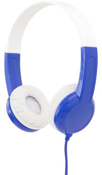 Buddyphones Discover, modrá