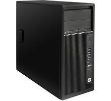 HP Z240 TWR, černá