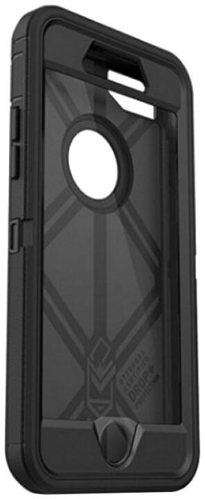 LifeProof ochranné pouzdro pro iPhone 7plus černé