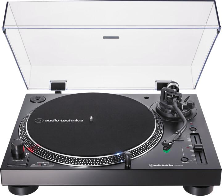 Audio-Technica AT-LP120XBT-USB BK, černá