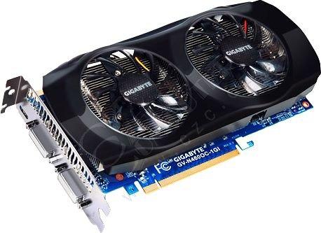 GIGABYTE GTX 460 Ultra Durable 1GB