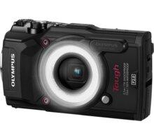 Olympus TG-5, černá + LG-1 LED Light Guide V104190BE050