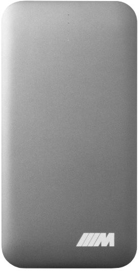 BMW M Power Bank 8000mAh Dark Grey