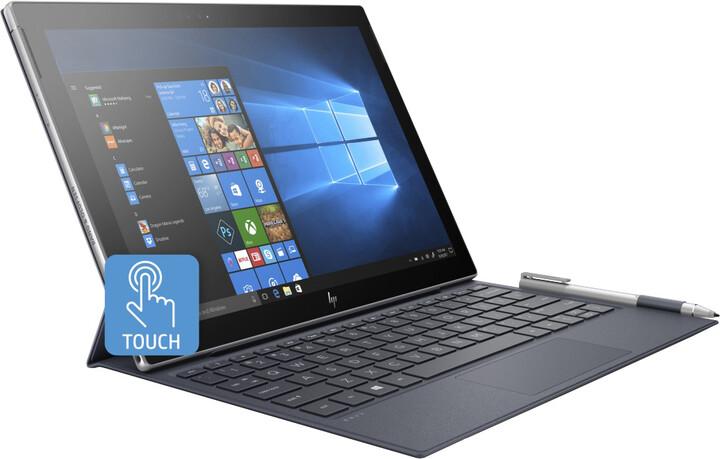 HP Envy x2 12-g003nc, stříbrná