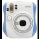 Fujifilm Instax 25 mini, modrá  + Voucher až na 3 měsíce HBO GO jako dárek (max 1 ks na objednávku)