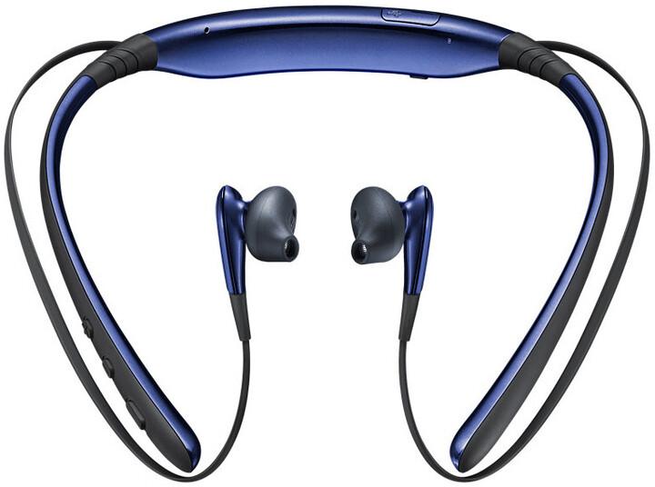 Samsung LEVEL U, Blue Black