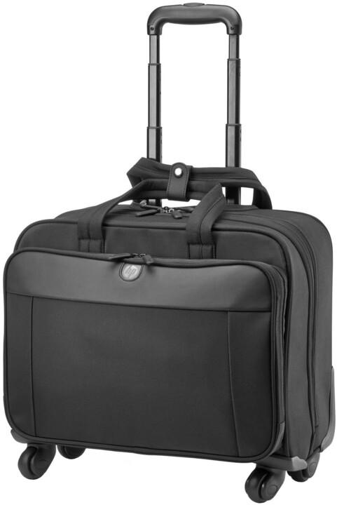 "HP Business 4wheel Roller Case 17,3"""