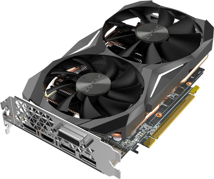 Zotac GeForce GTX 1070 Ti mini, 8GB GDDR5