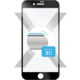 FIXED 3D Full-Cover ochranné tvrzené sklo pro Apple iPhone 7/8, černé